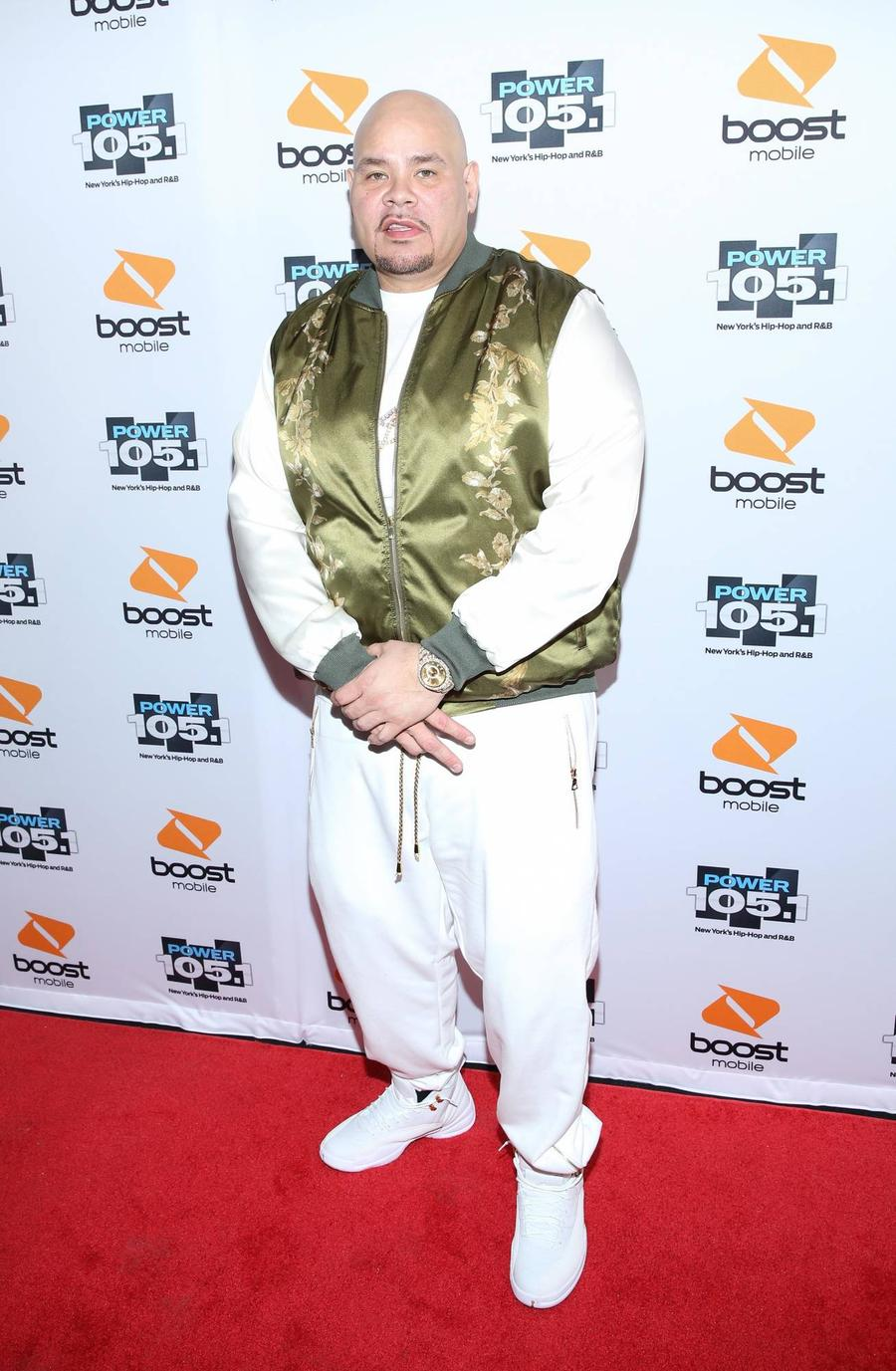 Rapper Fat Joe Opens Sneaker Store