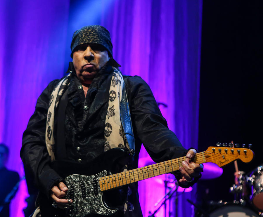 Steven Van Zandt Attacks Hamilton Stars For Taking Aim At Audience Member Mike Pence
