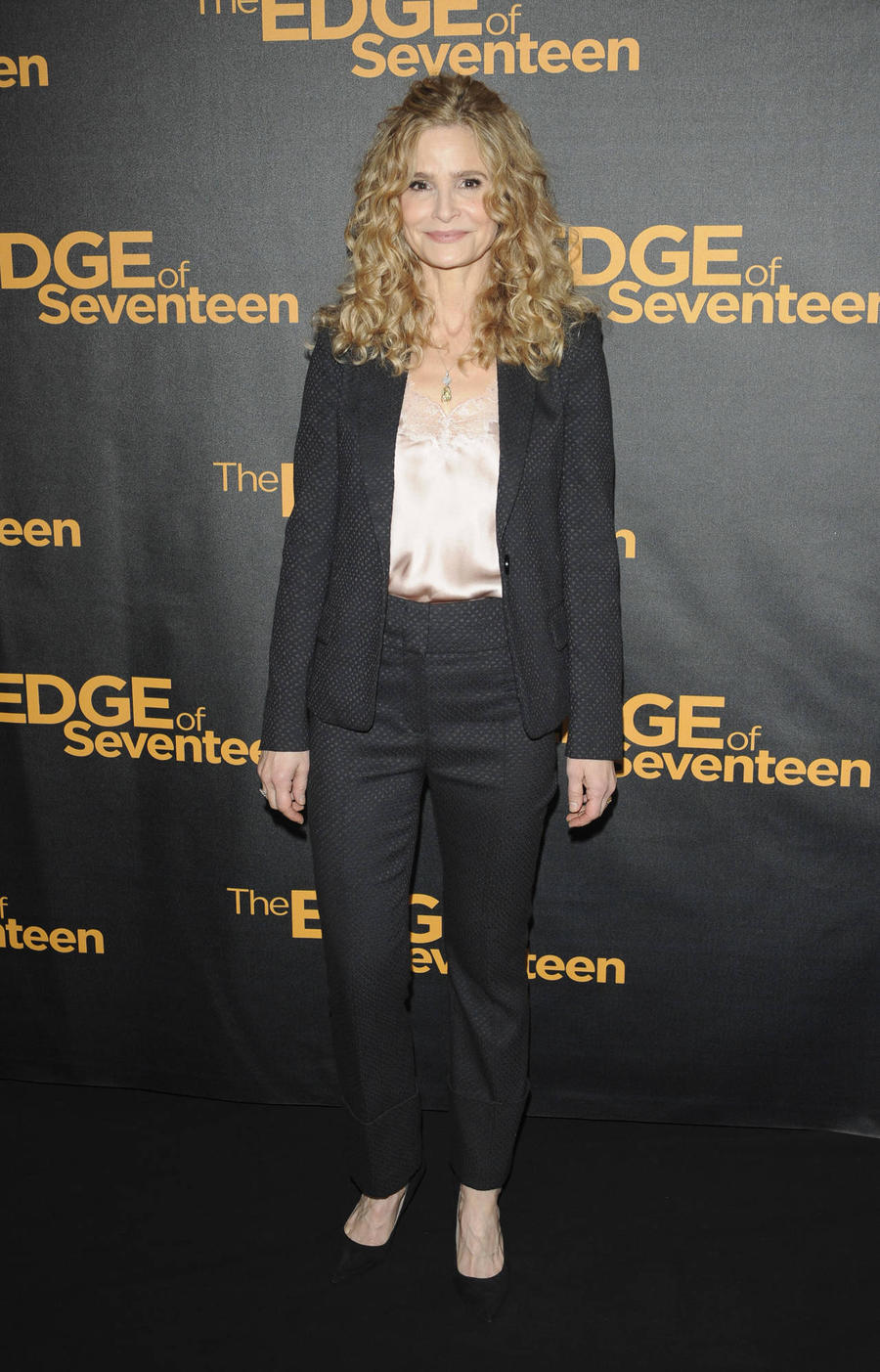 Kyra Sedgwick: 'I Was A Miserable Teen'