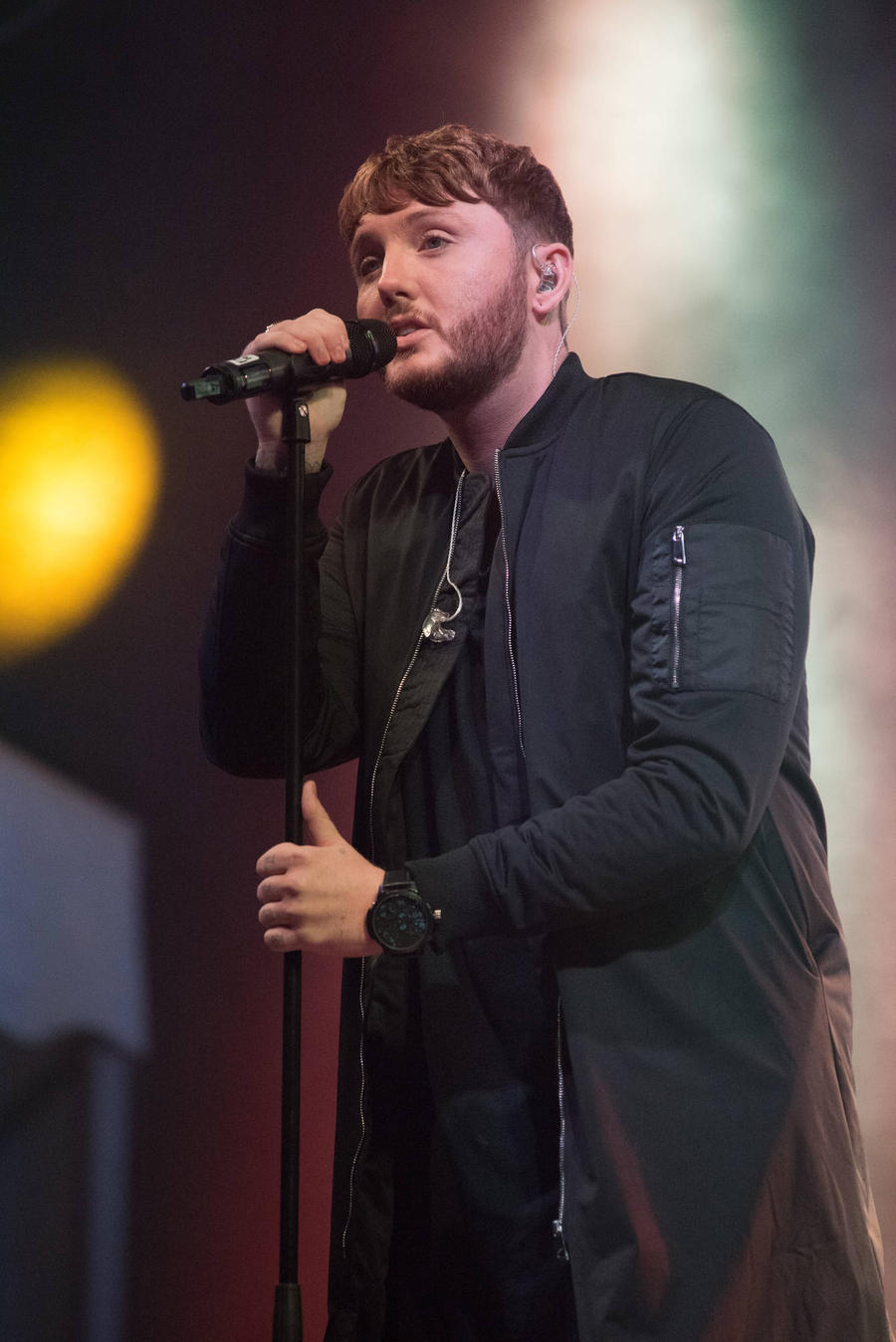 James Arthur Tops U.k. Album Chart