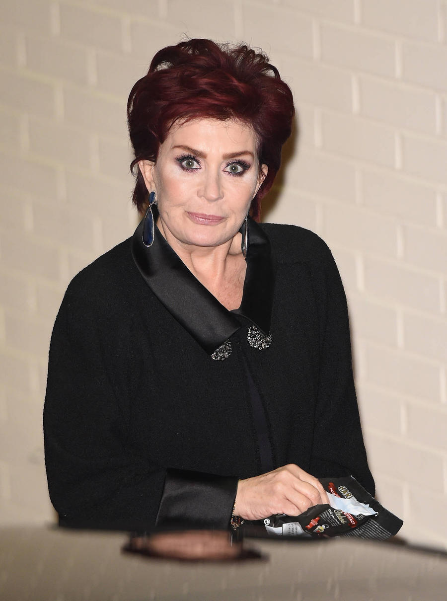 Sharon Osbourne: 'It Took Me 25 Years To Realise I Can't Fix Ozzy'