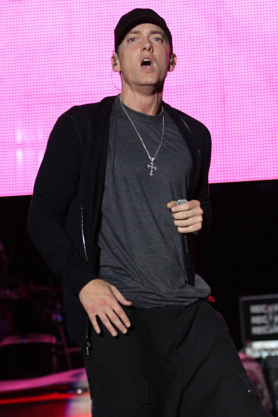 Eminem Settles Lawsuit Over Alleged Sample