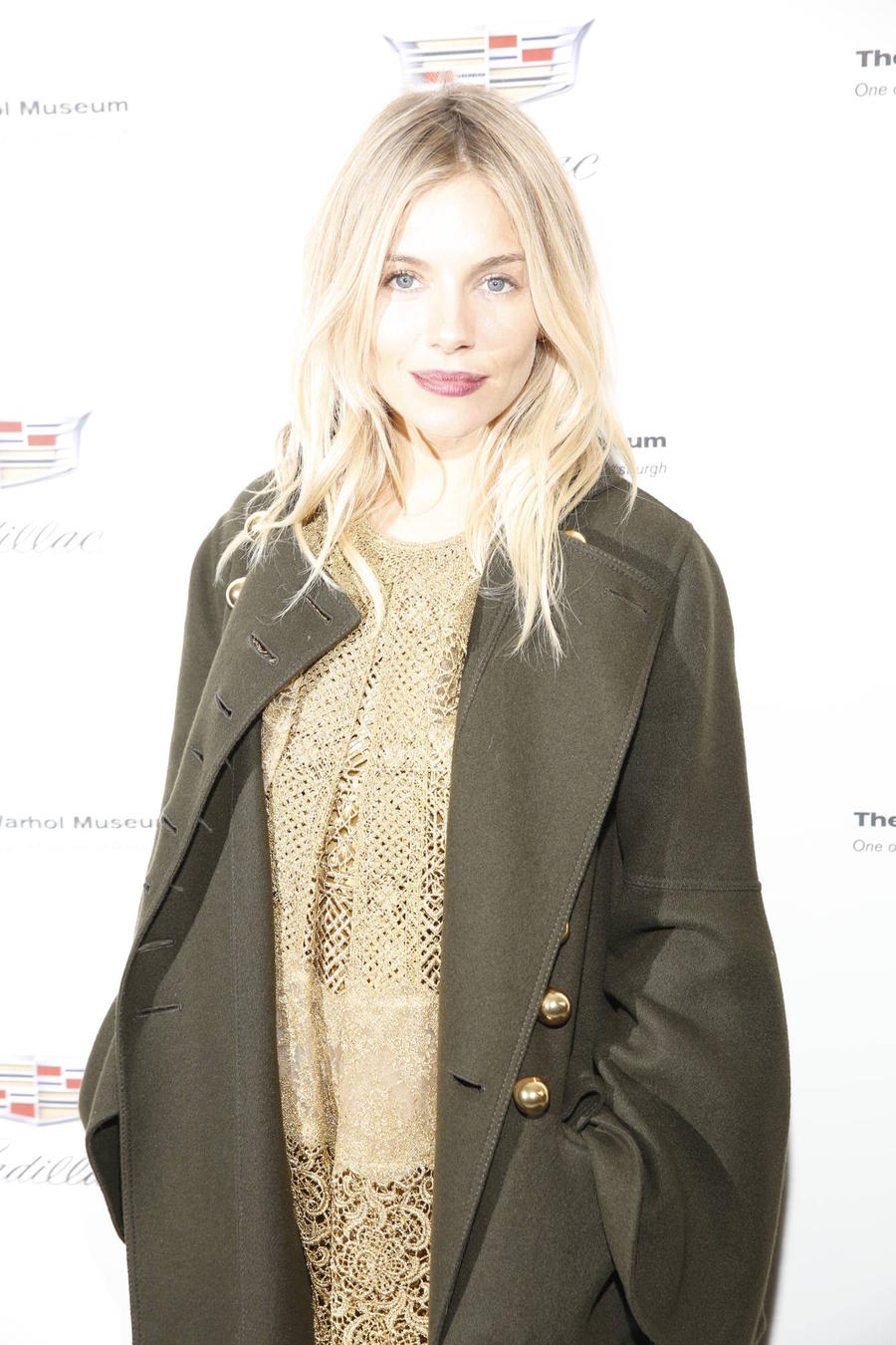 Sienna Miller: 'My Burberry Advertisement Could Easily Become A Film'