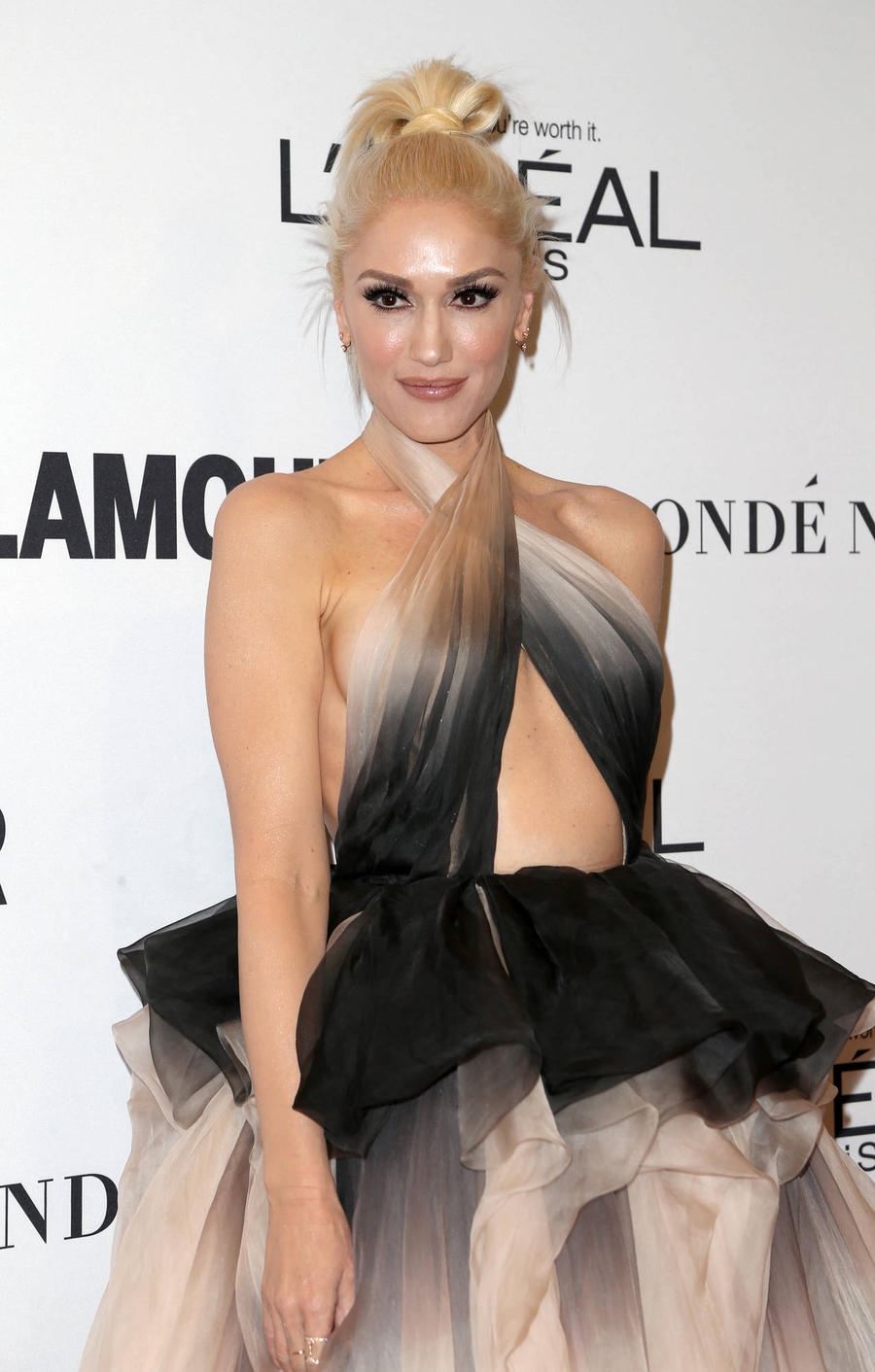 Gwen Stefani 'Honoured' To See Fans Wearing Her Creations