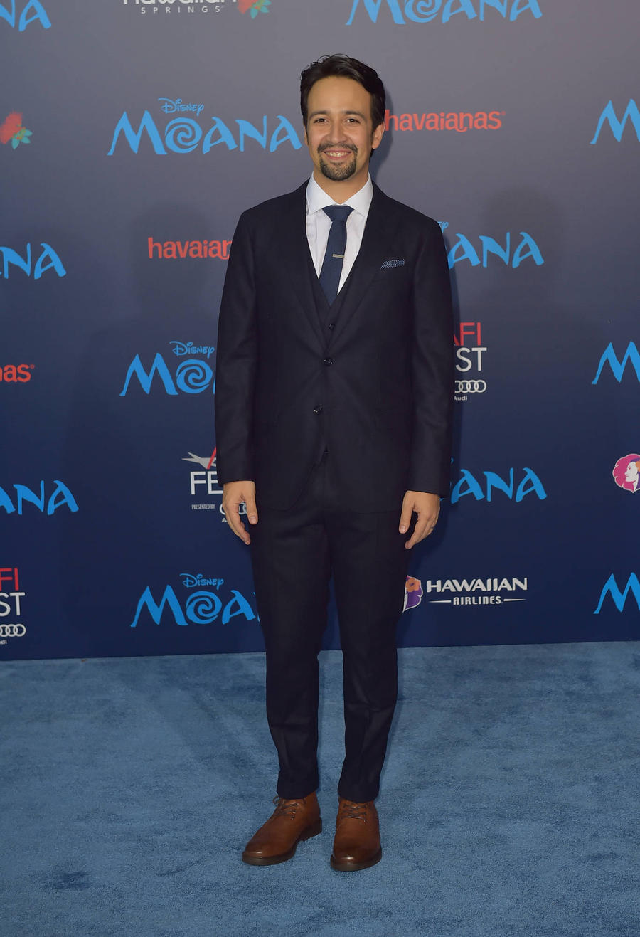 Lin-manuel Miranda: 'I'm Proud I Survived Hamilton And Moana Productions'