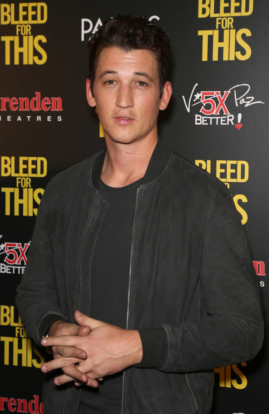 Miles Teller's Boxing Coach Knocked Out During Fight Rehearsal