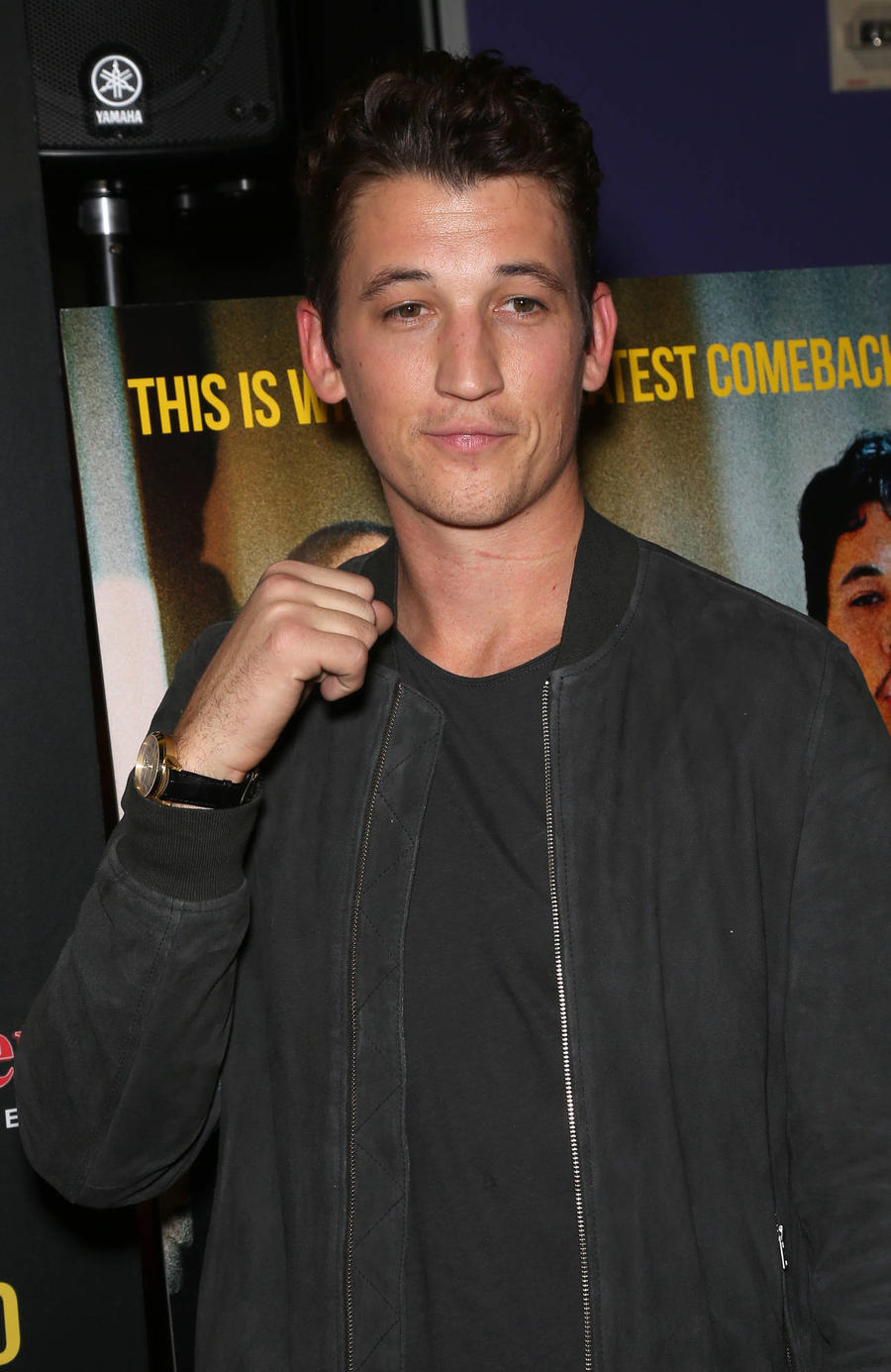 Miles Teller Is Ok After Bad Car Crash