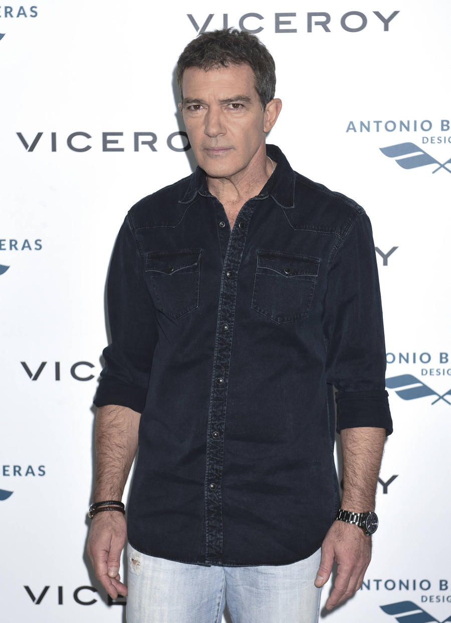 Antonio Banderas Rushed To Hospital After Heart Scare - Report