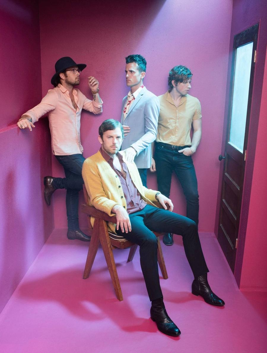 Kings Of Leon To Headline British Summer Time Festival In 2017