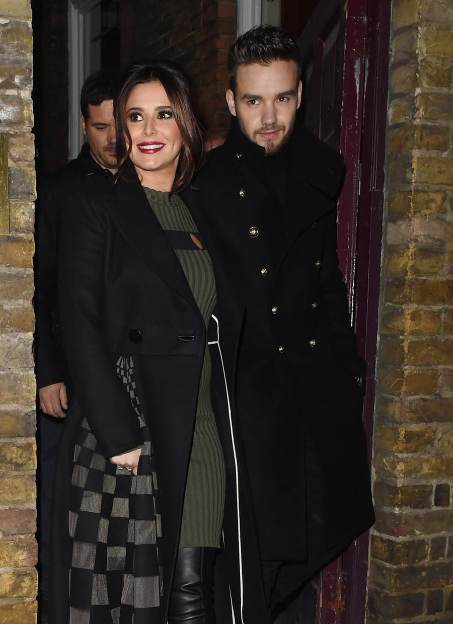 Liam Payne Launches Foul-mouthed Tirade After 'Pregnant' Cheryl Is Targeted