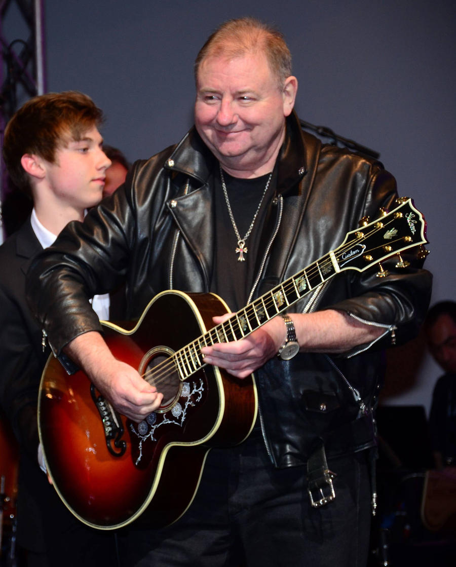 Greg Lake's Memoir To Be Published