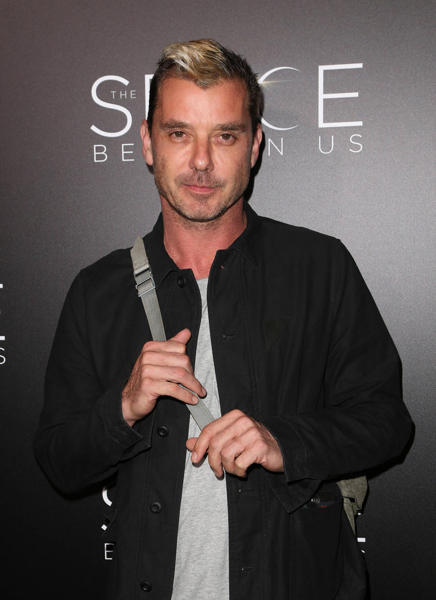 Gavin Rossdale: 'I Like Tiger Woods' Ex, But We've Never Met'