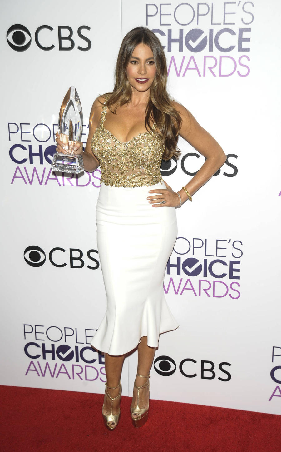 Sofia Vergara: 'What's Wrong With Being A Stereotype'