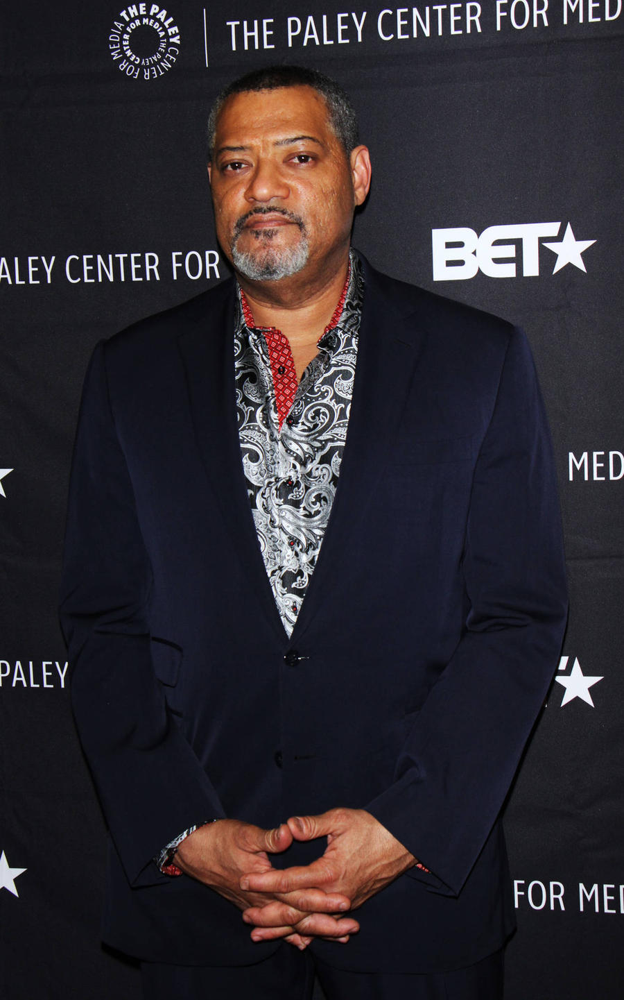 Laurence Fishburne: 'Playing Nelson Mandela Was Life-changing'