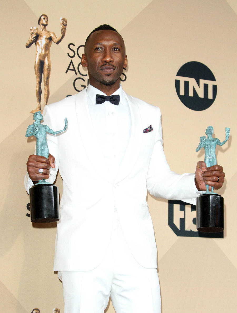 Mahershala Ali Inspired By Late Dad's Hidden Keepsakes
