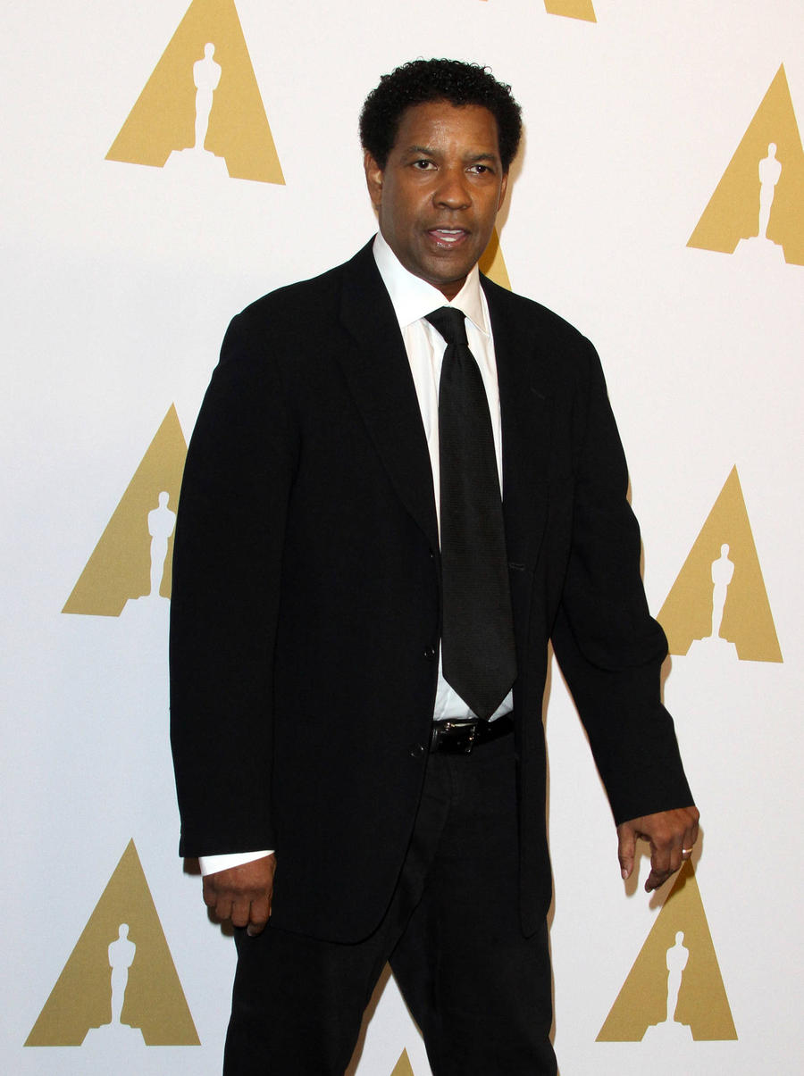 Denzel Washington: 'Viola Davis Better Win The Oscar!'