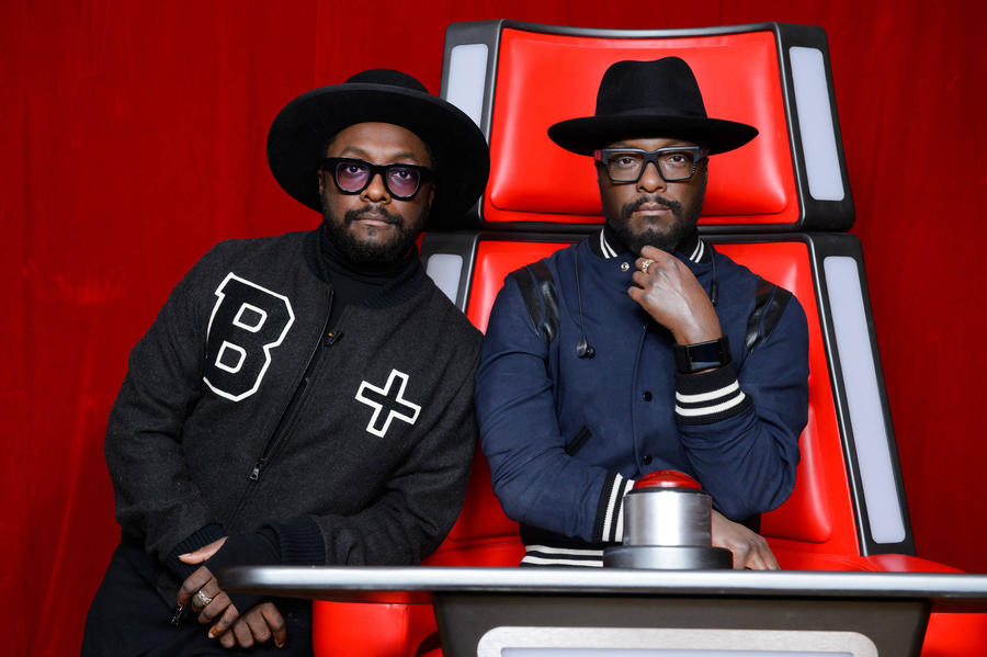 Will.i.am Wasn't Keen On Posing In His Pants For Lookalike Waxwork