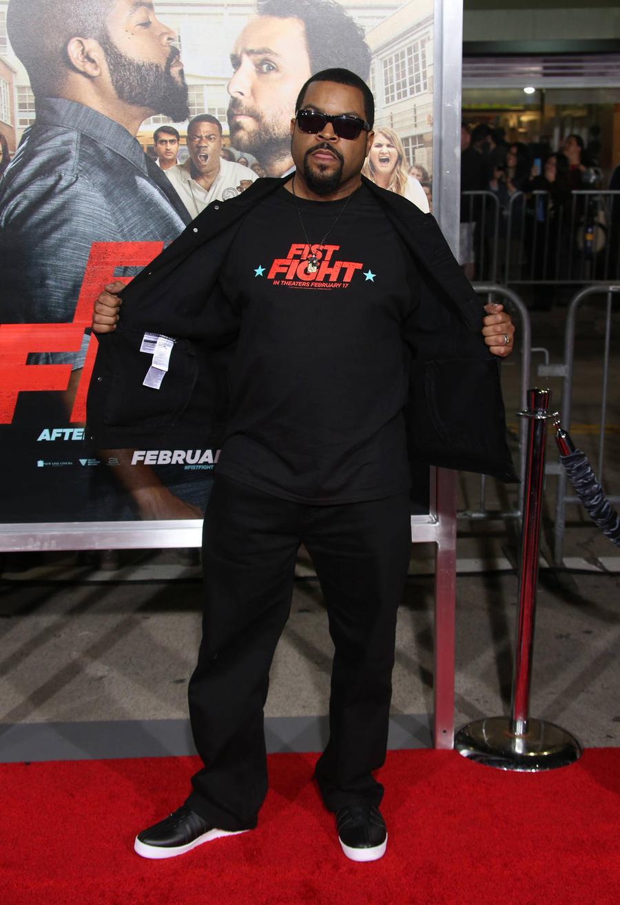 Ice Cube In Talks For Role In Animated Spider-man Film - Report