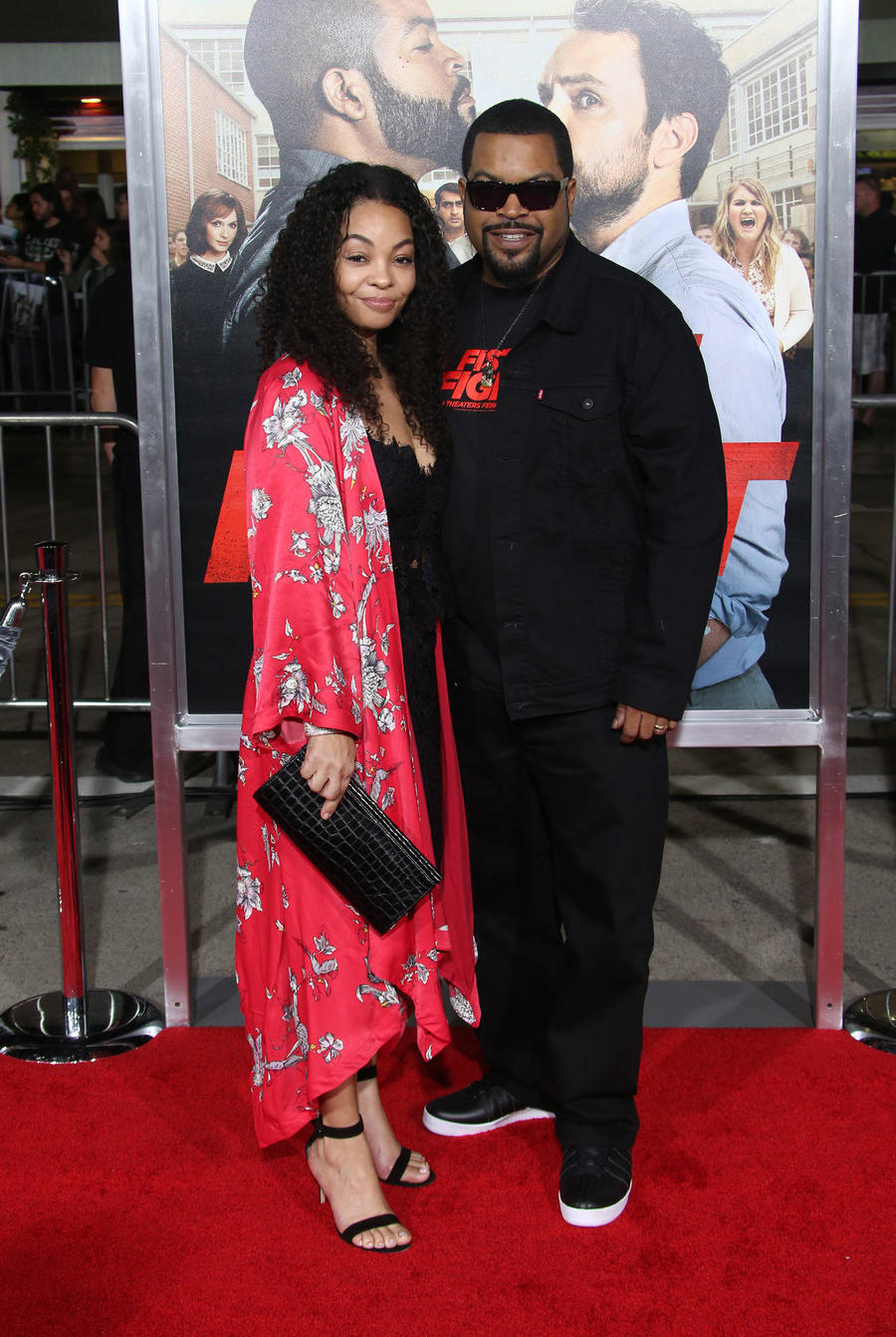 Ice Cube Wins Over His Wife With 'Funky' Purse Gifts