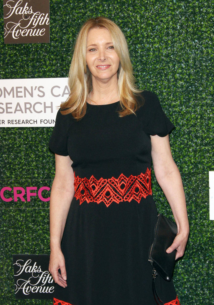 Lisa Kudrow Appalled By Friends Guest Star's Inappropriate Sex Comment