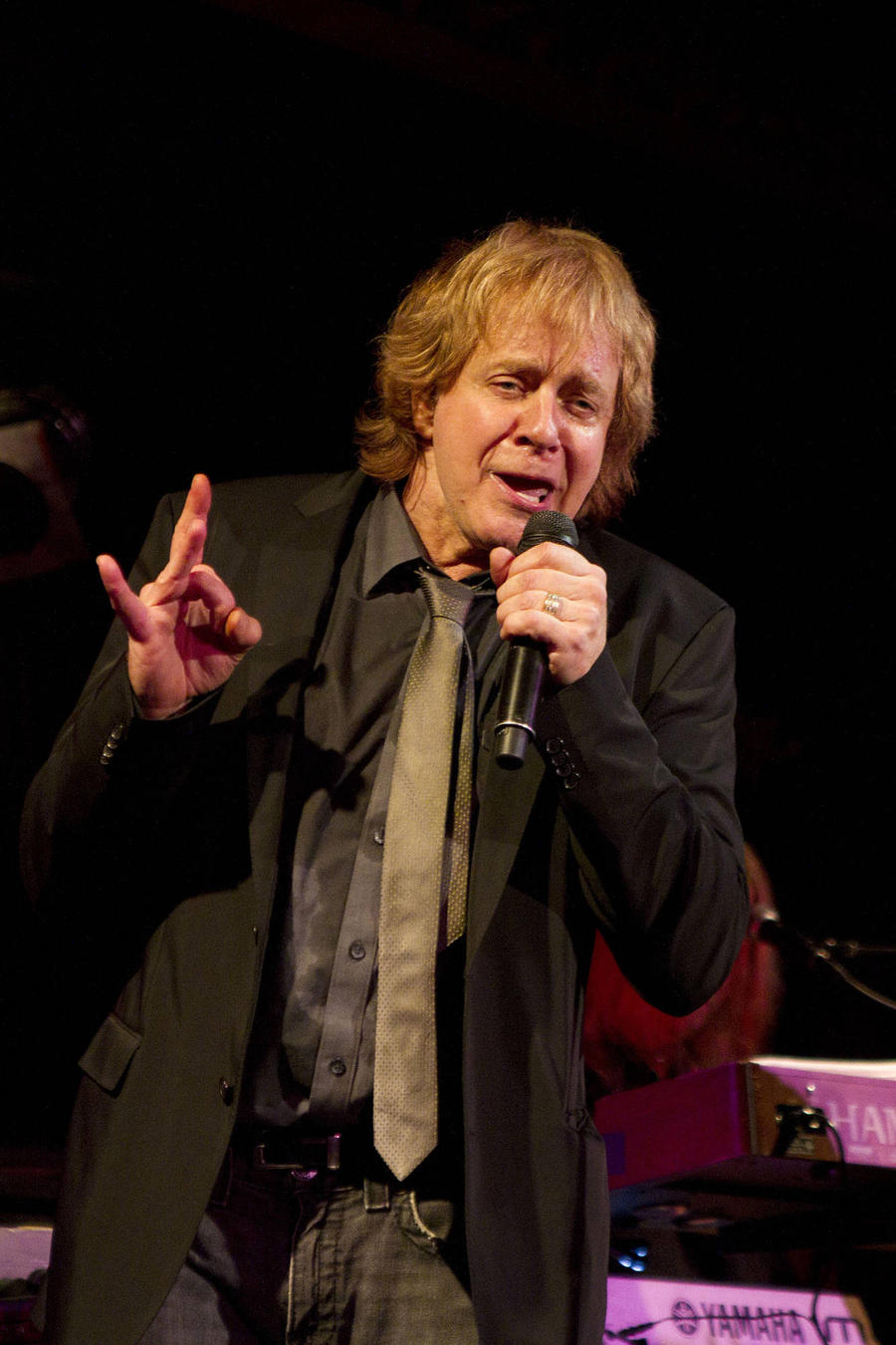 Eddie Money Claims Drummer's Lawsuit Is 'Malicious'