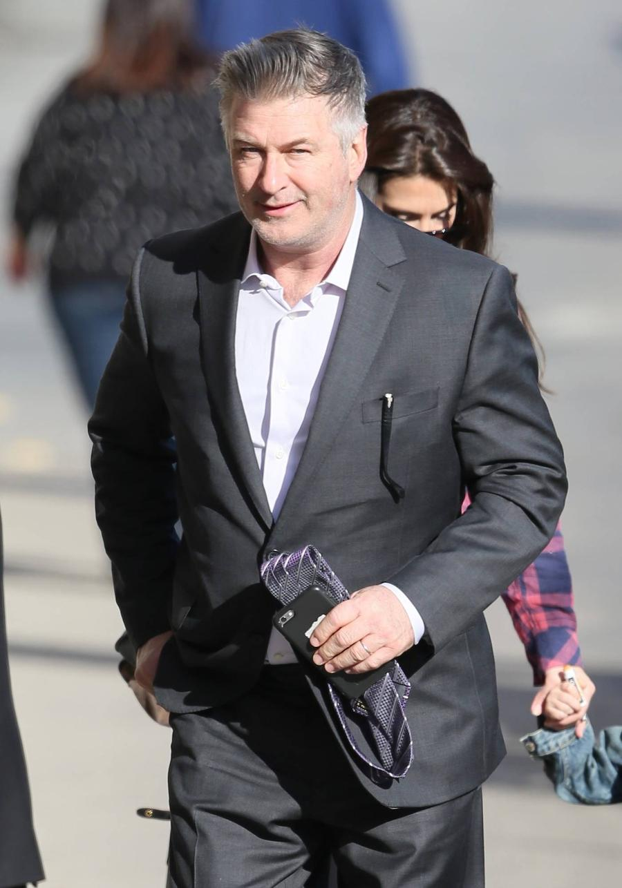 Alec Baldwin 'Dreading' Being Roasted For Tv Special
