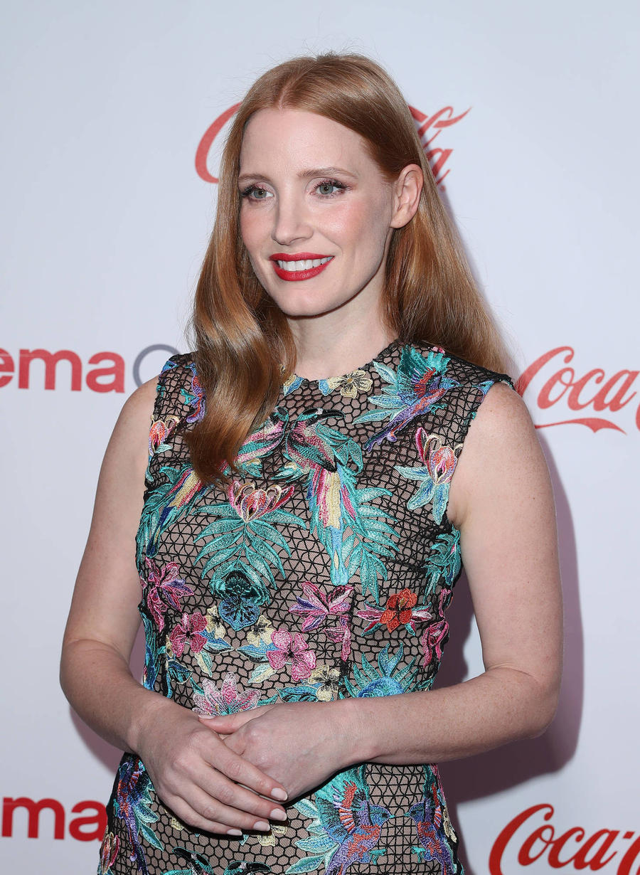 Jessica Chastain Used Animal Co-stars To Wind Down After Dramatic Scenes