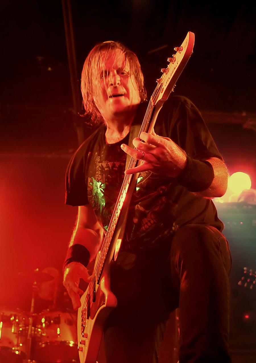 Rocker Pete Way Released From Hospital