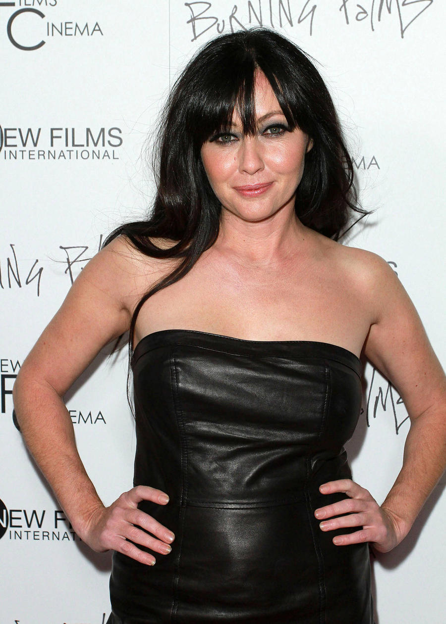 Shannen Doherty's Ex-manager Seeks To Depose Actress Again
