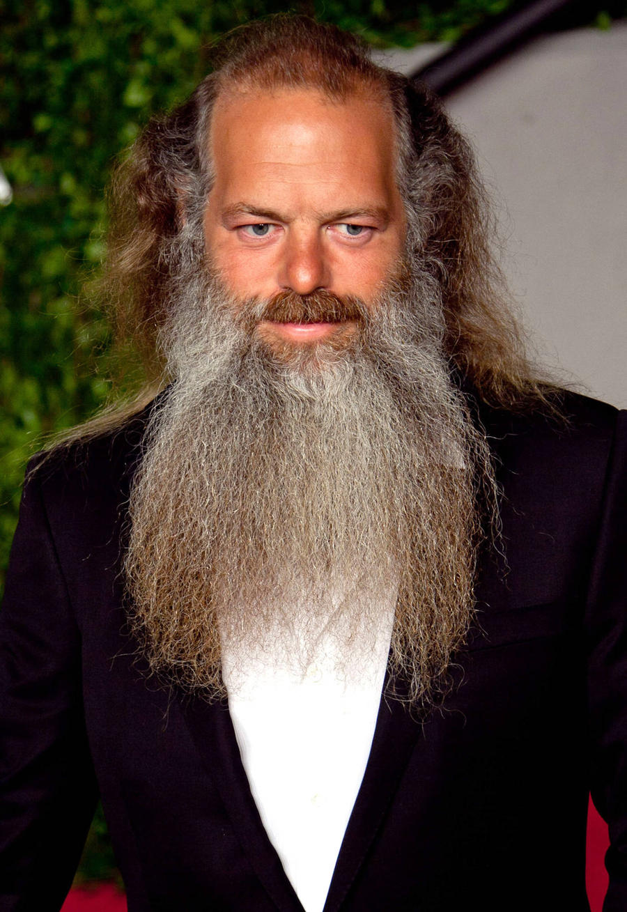 Rick Rubin Refuses To Make Speech As He Accepts Honour