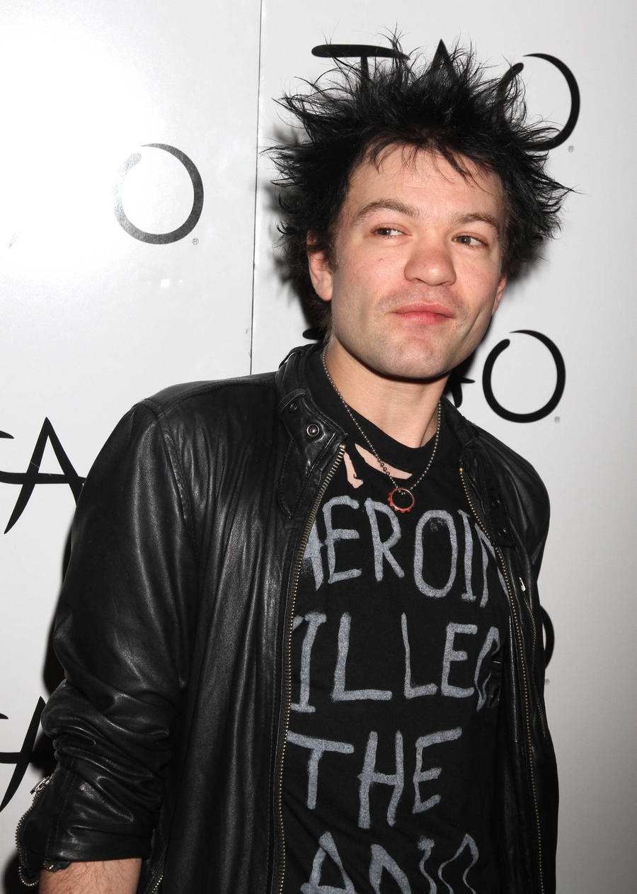 Sum 41 Star Deryck Whibley: 'New Music Represents My Journey To Sobriety'
