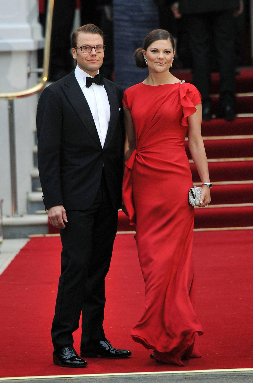 Sweden's Crown Princess Victoria Welcomes Baby Boy