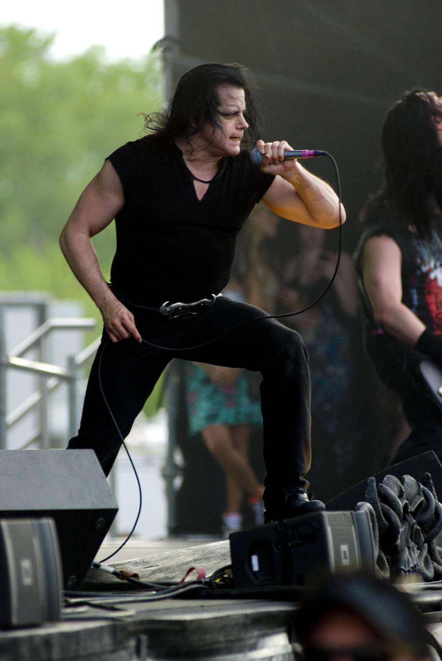 Glenn Danzig: 'California Wildfires Are Cheap Acts Of Terrorism'
