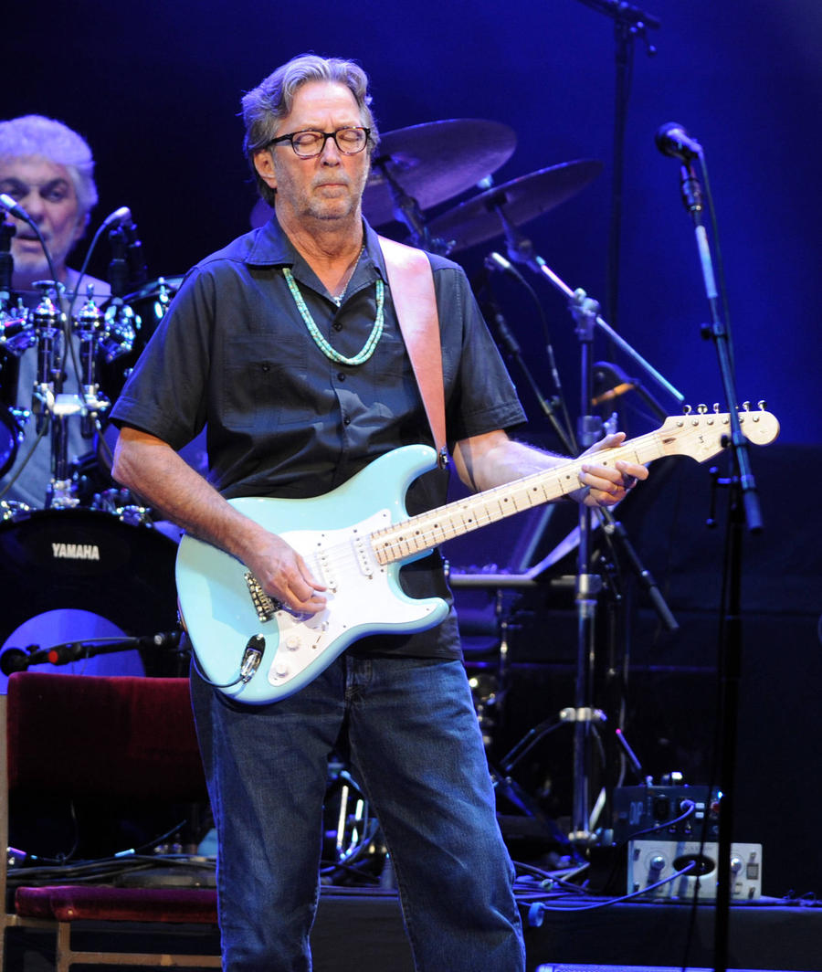Eric Clapton Sparks Health Concerns Among Fans On His 72nd Birthday