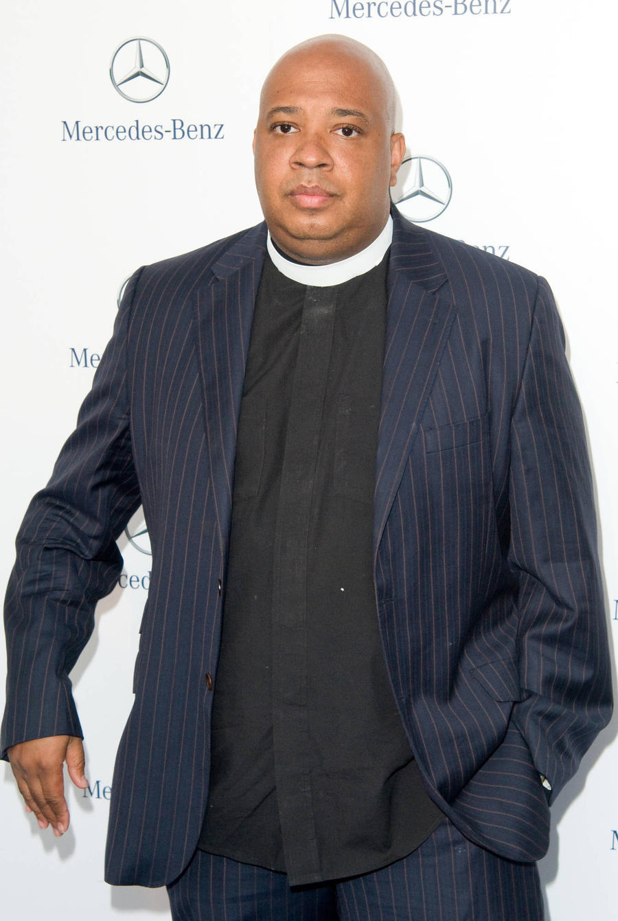 Angela Simmons Makes Rev Run A Grandad
