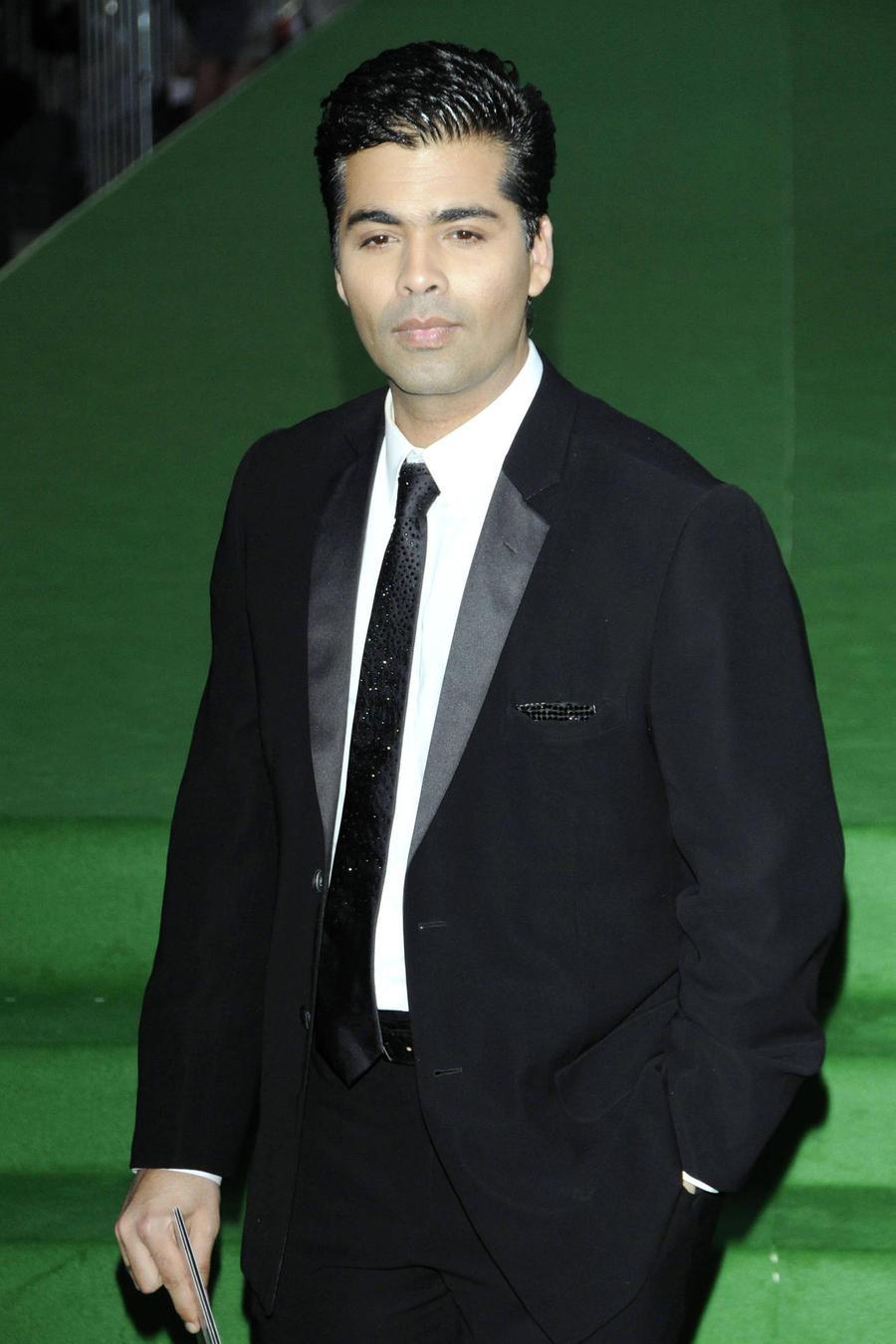 Filmmaker Karan Johar Is A Father To Twins