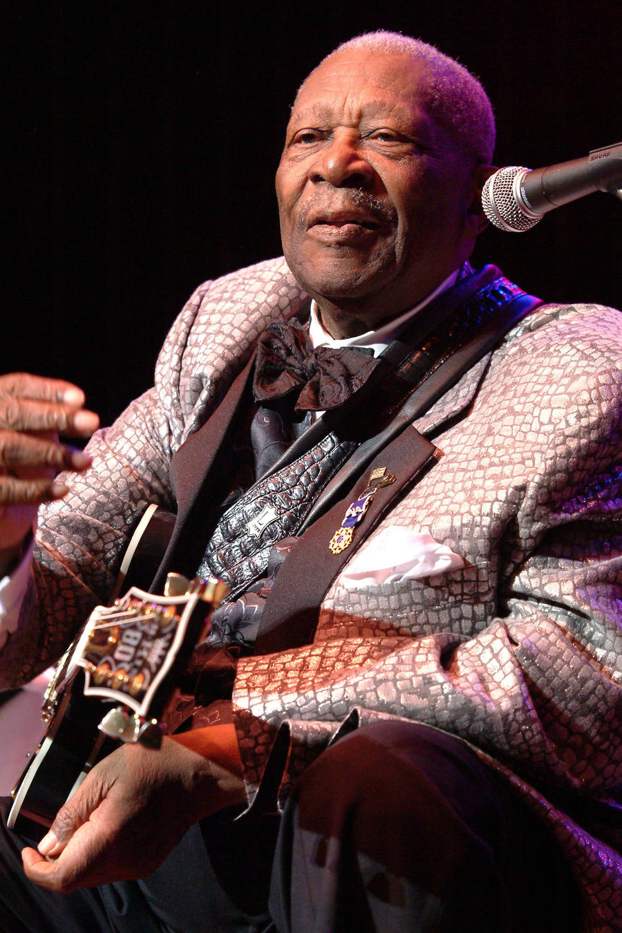 Photographer Suing B.b. King's Estate Over Pictures