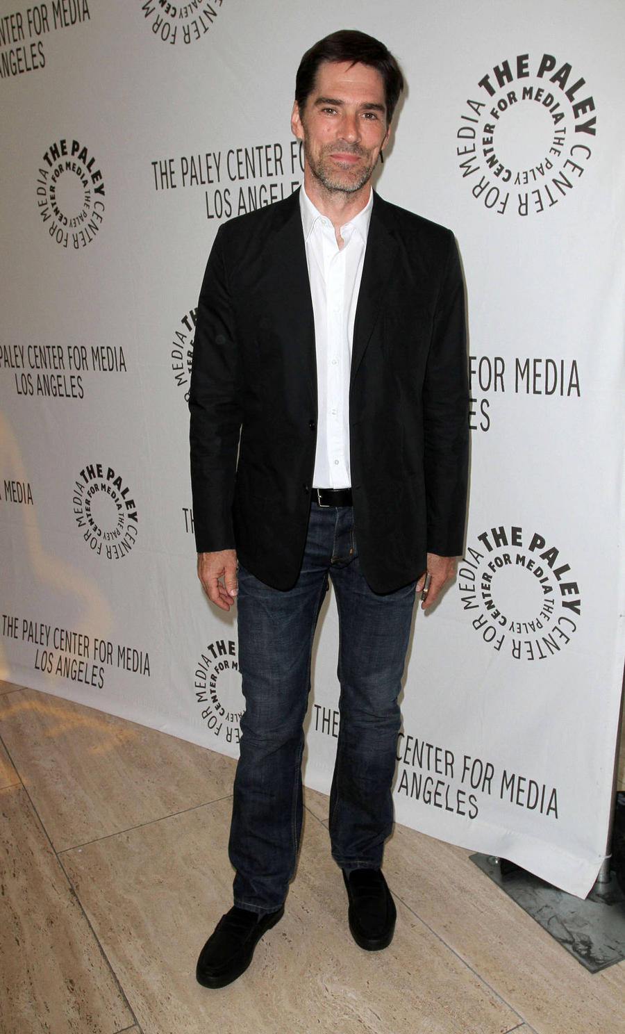 Thomas Gibson Suspended From Criminal Minds - Report