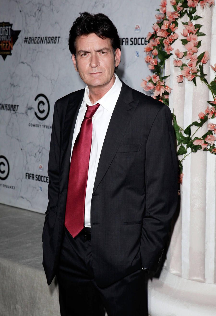 Charlie Sheen To Star In New 9/11 Drama