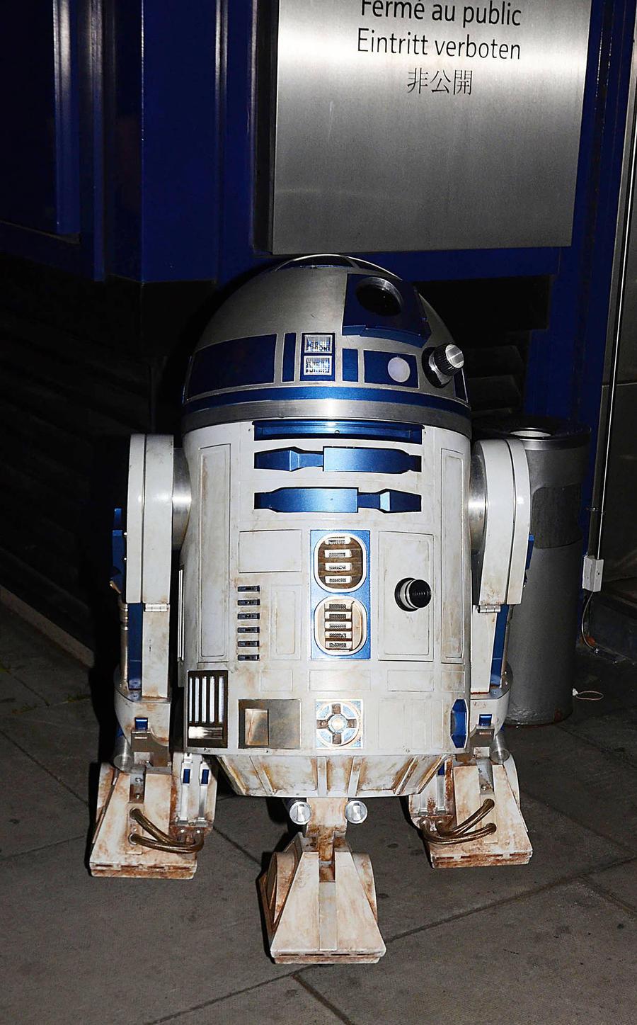 R2d2 Creator Tony Dyson Dies