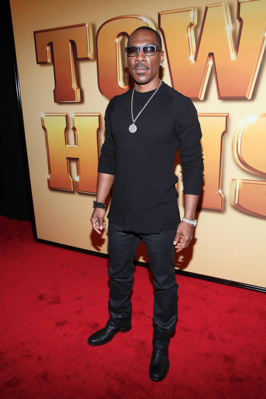 Eddie Murphy Took A Break From Hollywood So People Wouldn't Get 'Sick' Of His Face