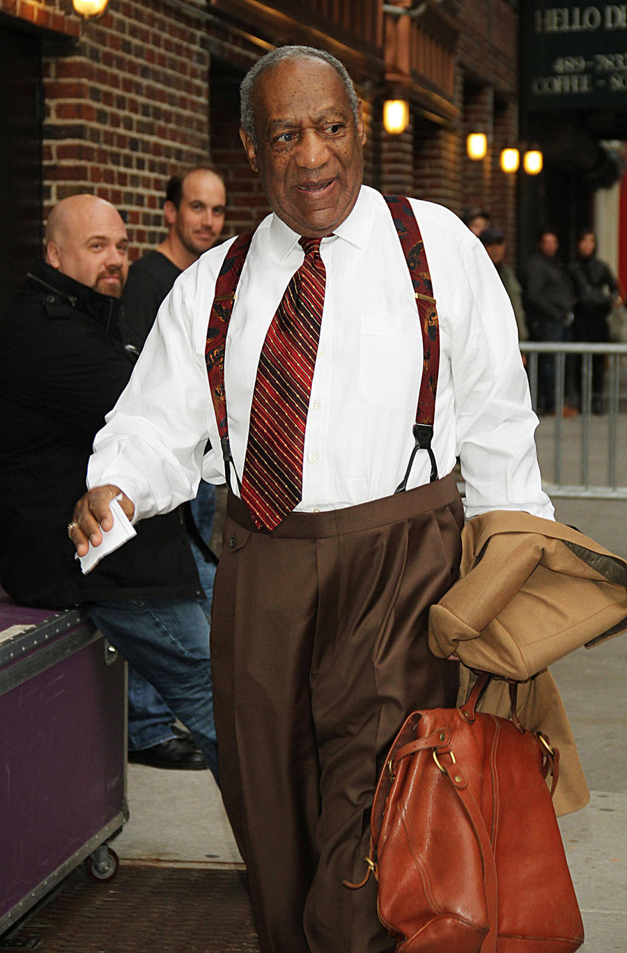 Bill Cosby's Drug Testimony Allowed As Evidence In Criminal Trial