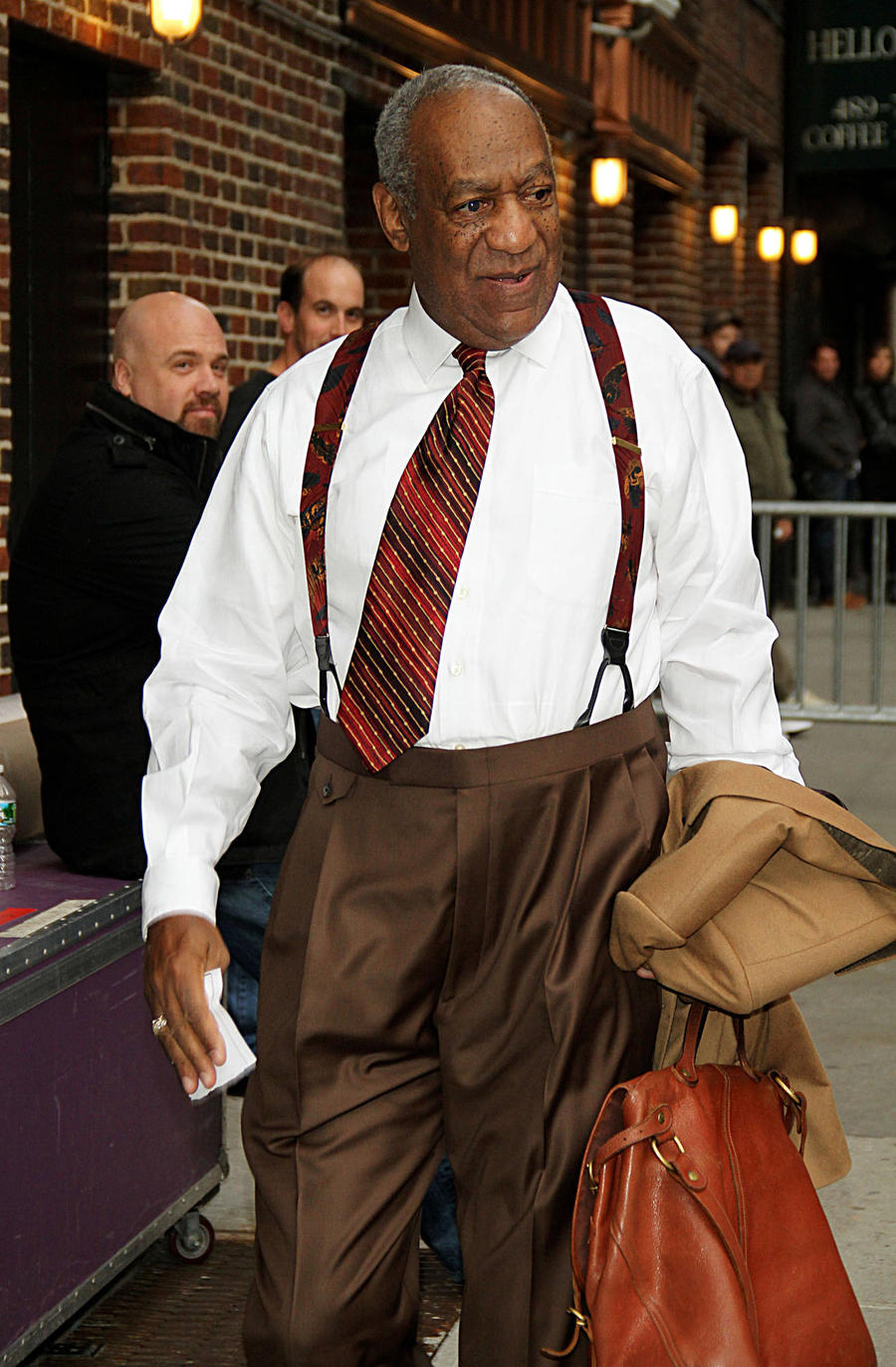 Bill Cosby Drops Breach Of Contract Lawsuit Against Accuser