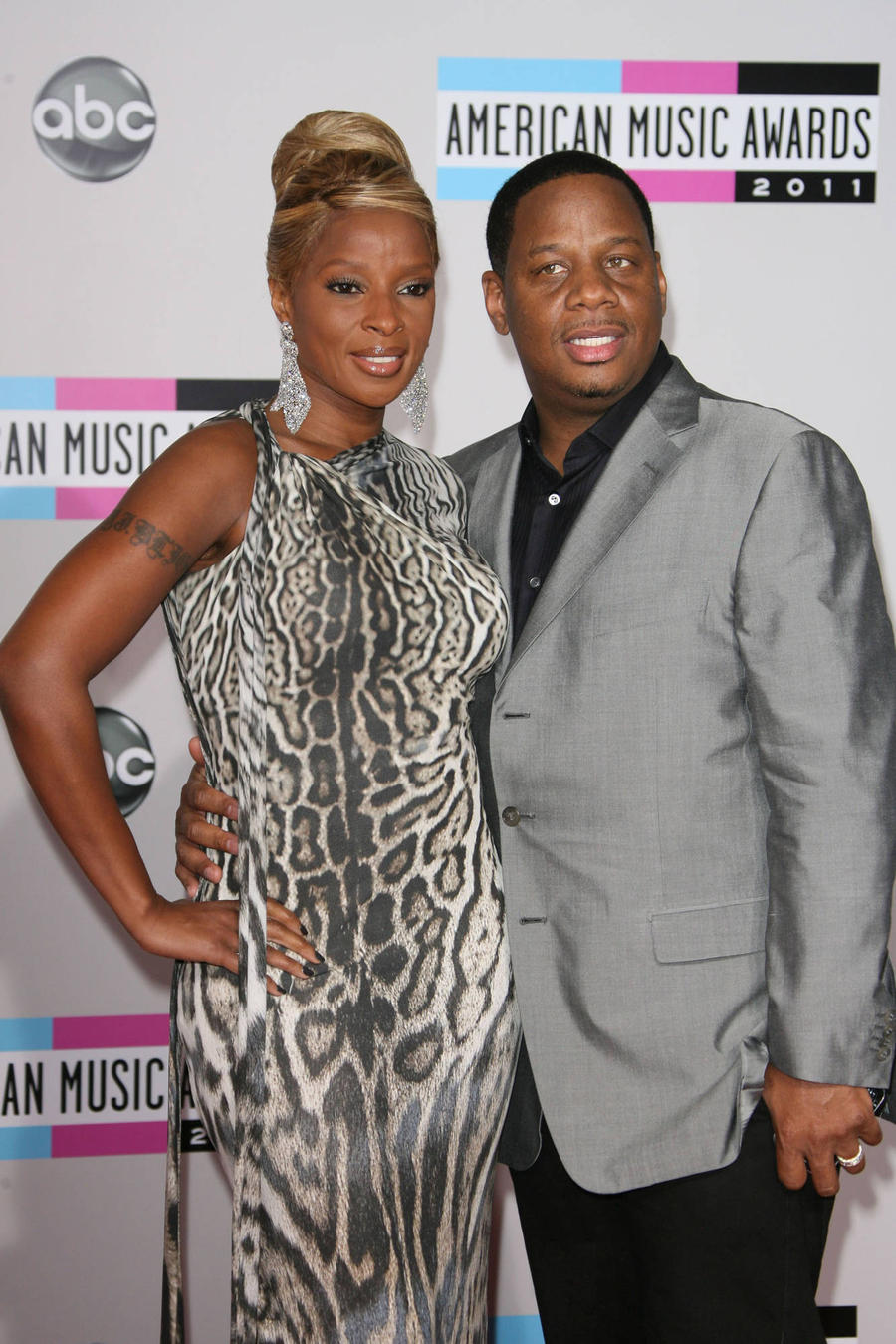 Mary J. Blige's Estranged Husband Calls For Divorce Battle Cash