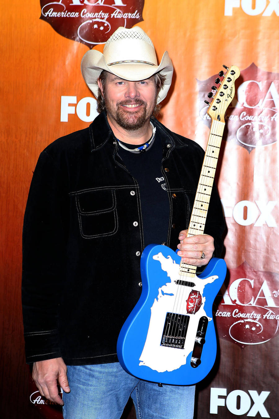 Toby Keith And 3 Doors Down Performing At Pre-inauguration Concert