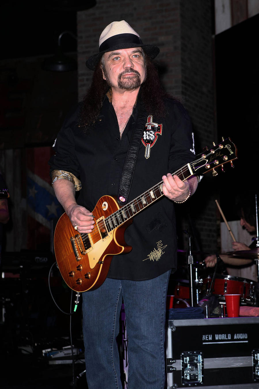 Gary Rossington's Chest Pains Prompt Lynyrd Skynyrd Show Cancellation