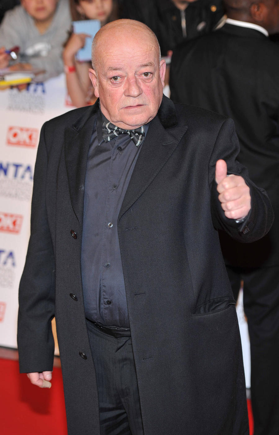 Actor Tim Healy Airlifted Back To U.k. Due To Mystery Illness
