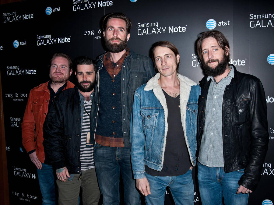 Band Of Horses Staging Benefit Gigs In South Carolina Hometown