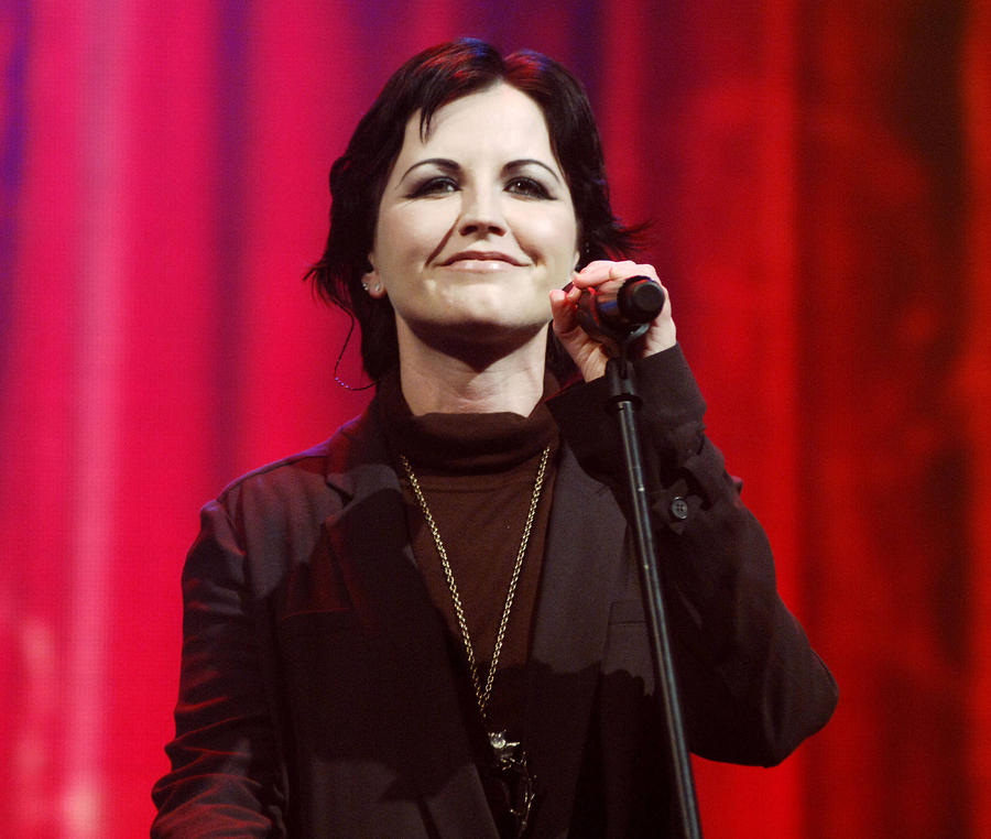 The Cranberries Star Dolores O'riordan Forms Band With The Smiths Bassist