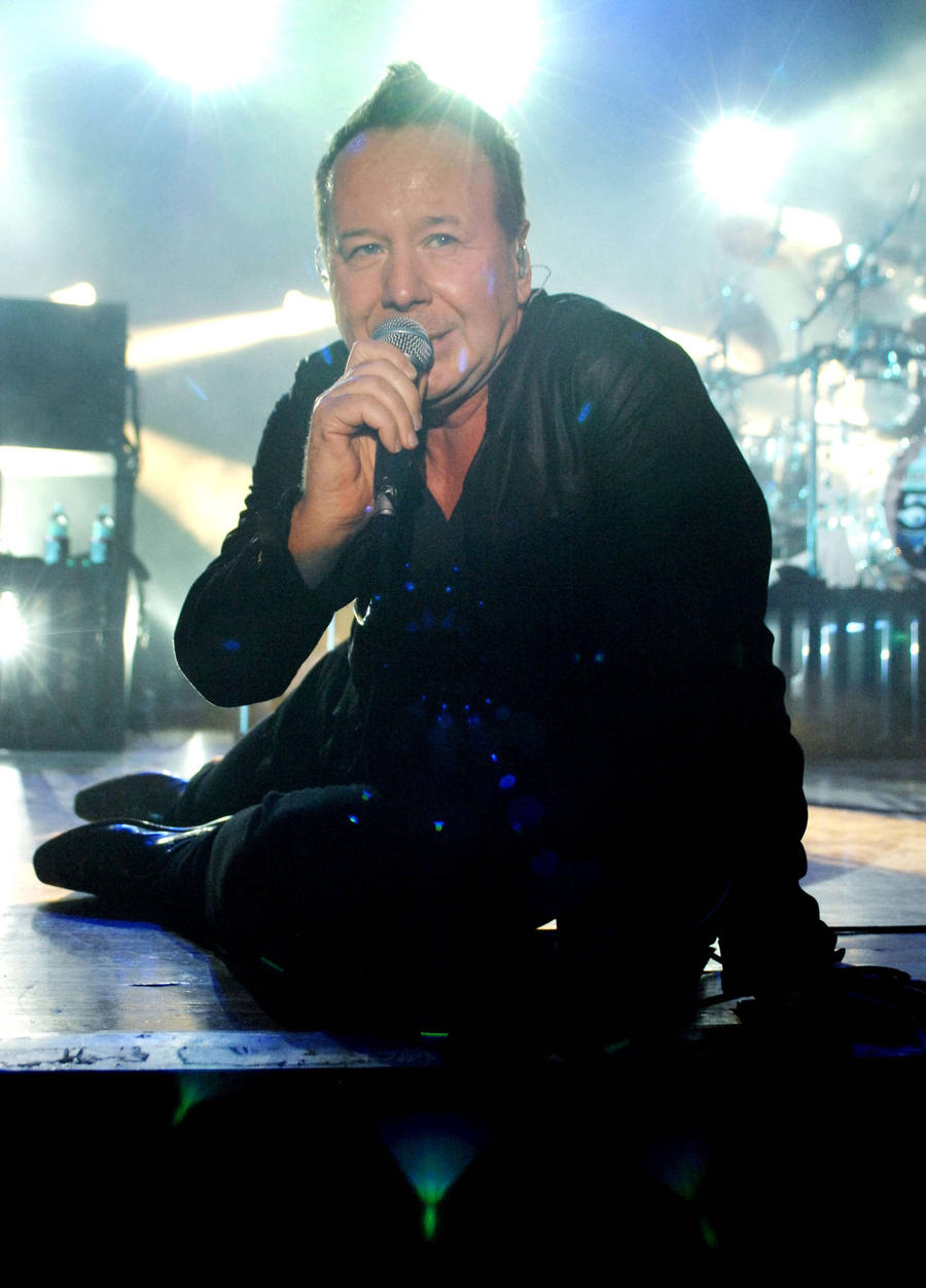 Simple Minds: 'I'M Embarrassed We Dissed The Breakfast Club Song'